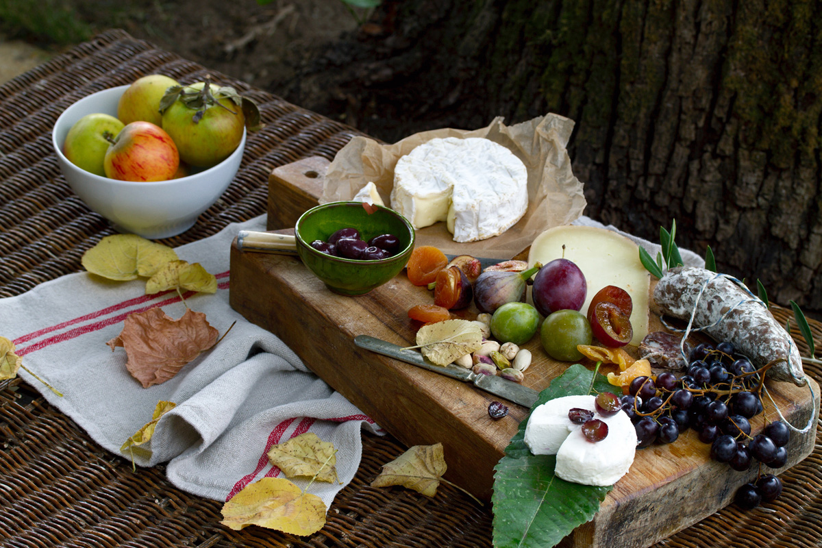 Food Photography Workshop in France