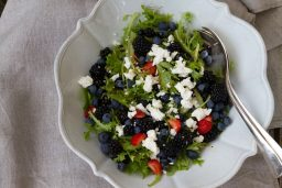 Summer Salad with Berries