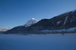 Cross-country Skiing in Engadin