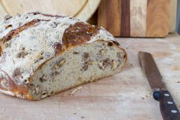 Walnut-Rosemary Bread