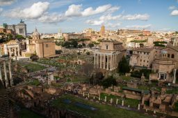 A Winter Trip to Rome