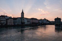 Savoring Zurich