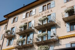 Swiss Historic Hotels 2017