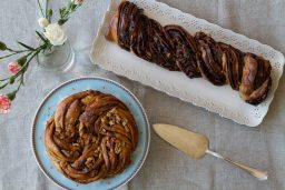 Plate to Plate: Chocolate Babka