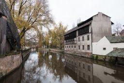 Postcard from Strasbourg