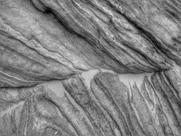 B&W Wednesday: Sandstone