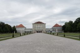 Postcard from Nymphenburg Palace