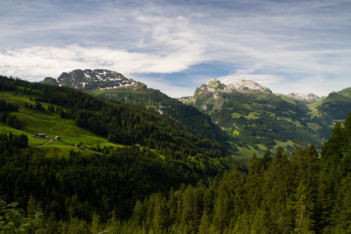 Pragelpass Hike